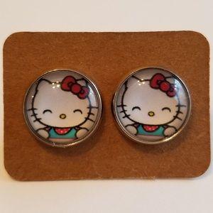 #7 Kitty Earrings